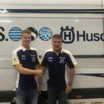 Husqvarna SKS Racing contracteert Lars van Berkel