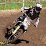Dubbelslag voor Lars van Berkel in ONK 500 in Gemert