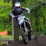 Lars van Berkel in de top tien in ADAC Masters Series in Molln