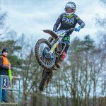 Lars van Berkel ook in de VLM/BMB seizoensopener in Lommel op het podium