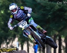Maximale score voor Lars van Berkel in het ONK 500 in Harfsen