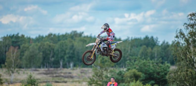 Danny van den Bossche komt dichtbij top tien plaats in 125cc debuut in Arnhem